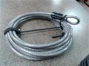 MASTER LOCK Miscellaneous Tool 15 FT CABLE